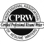 Certified Professional Resume Writer (CPRW) Logo