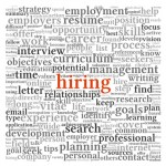 Hiring and job search