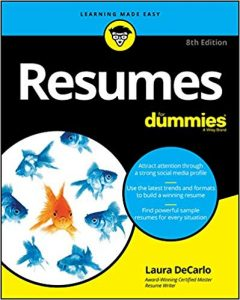 Resumes for Dummies 2019